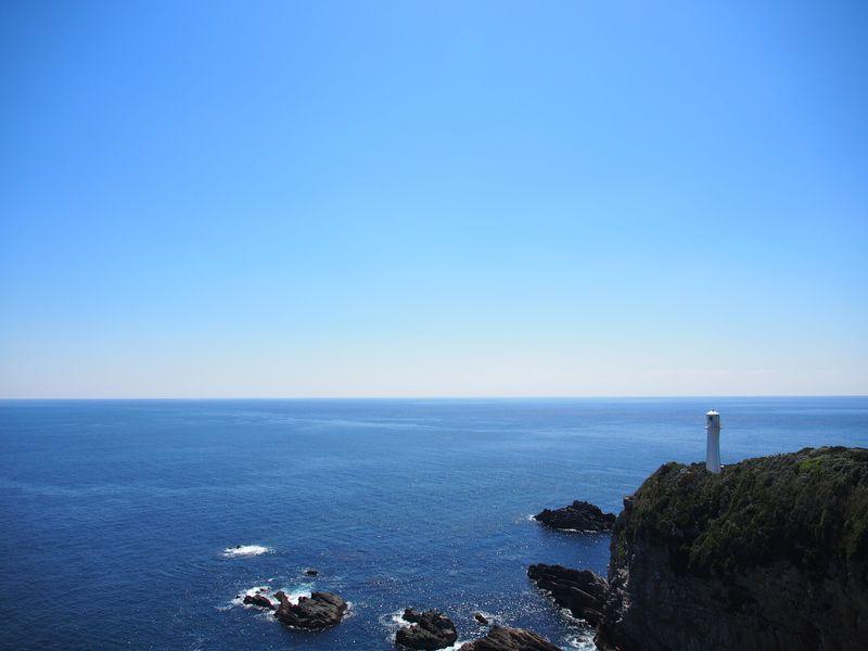 一面の青!四国最南端、足摺岬のグルメと名所巡り!