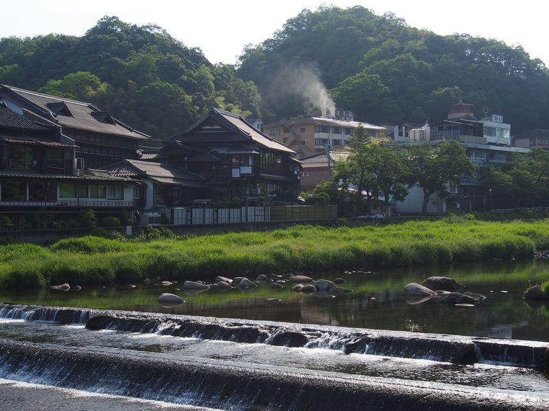 祝!開湯850年!鳥取県・三朝温泉は世界屈指のラジウム泉!