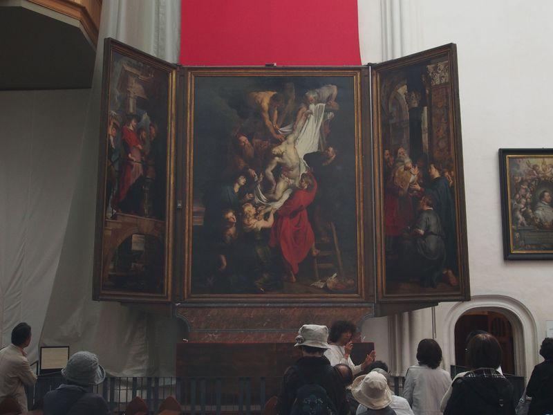 ネロが見たかった!ルーベンスの絵画たち