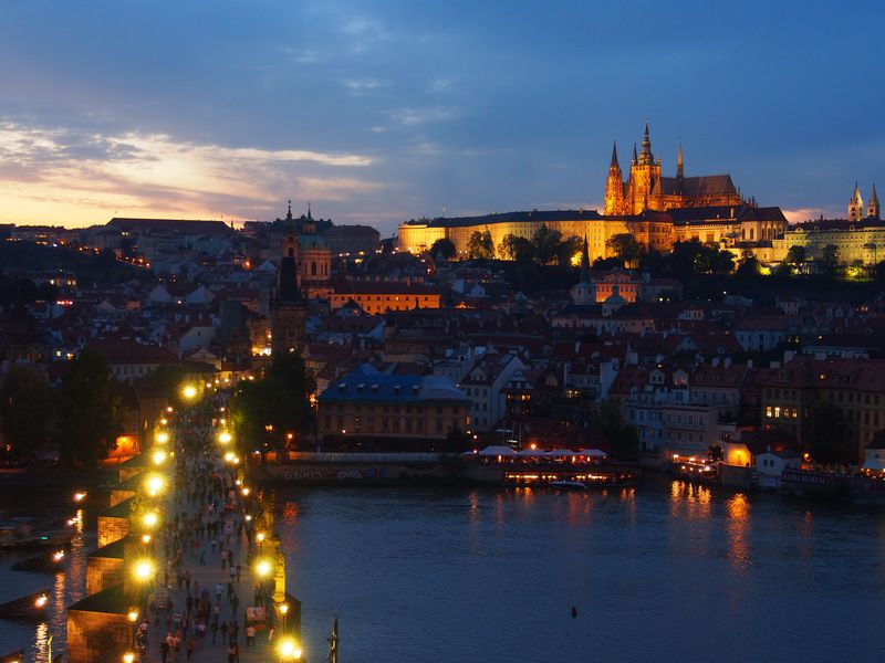 黄金の町!世界遺産チェコ・プラハのぜひ見たい絶景5選!