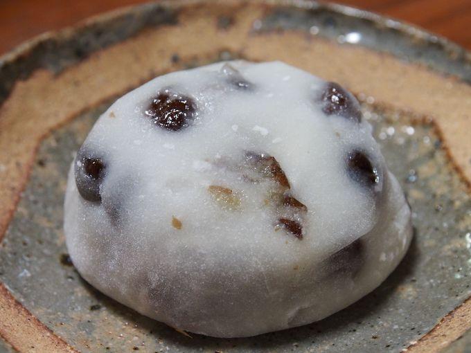 〜下賀茂周辺のお餅・番外編〜「出町ふたば」の豆餅