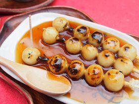京の味いろいろつまみ食い!京都日帰り食べ歩きモデルコース
