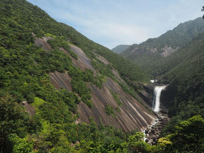 登山前にまずは千尋の滝を見よう!