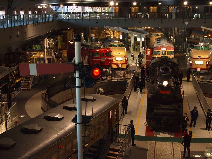 1.鉄道博物館(埼玉県)