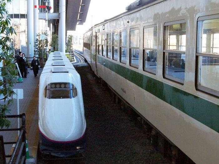 パークゾーンで小さな電車に乗ろう