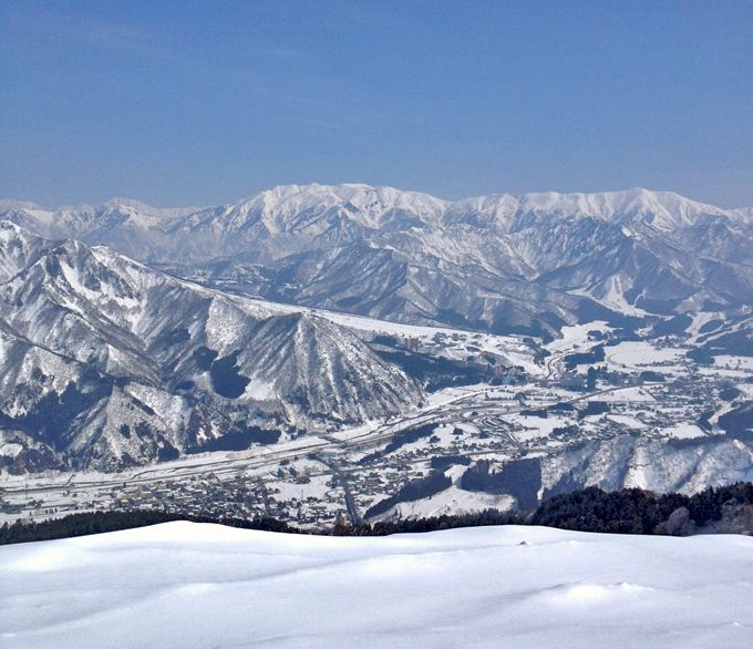 越後湯沢駅から歩ける!湯沢高原スキー場