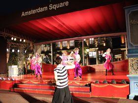 ハウステンボス・アムステルダム広場「仮面舞踏会」を楽しもう!