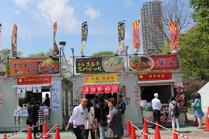 博多の人気店も参戦!