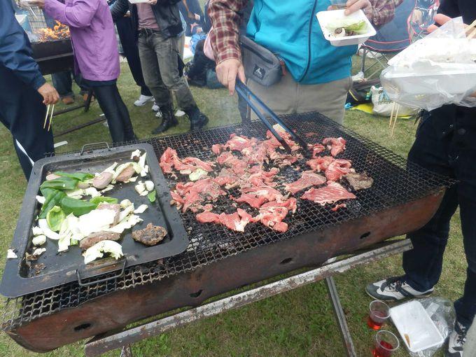 ジューシーで美味しい「牛の焼き肉食べ放題」