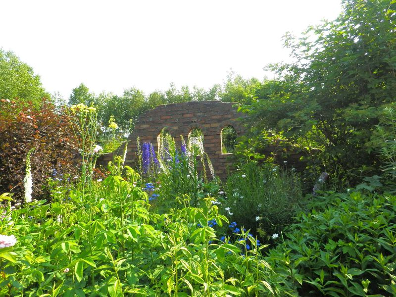 丘の上の苗屋さん・北海道ガーデン「上野ファーム」