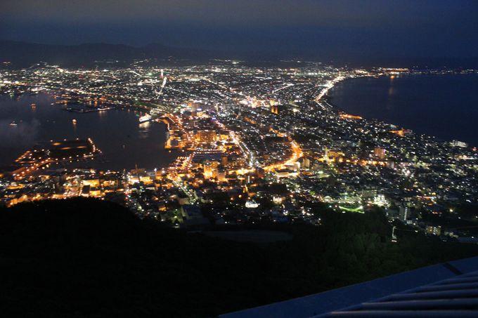 ミシュラン・グリーンガイド・ジャポン三ツ星・函館山からの夜景