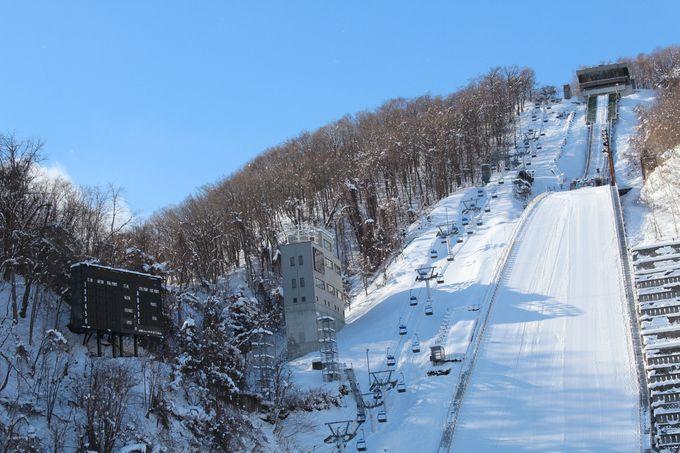 新たな記録が生まれる「大倉山ジャンプ競技場」!!