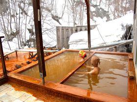 世界に二つしかない石灰華ドーム!秘湯・北海道「二股らぢうむ温泉」は効能が五つ星♪