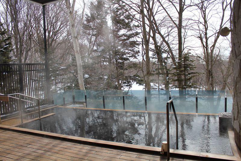 雄大な自然と雪見風呂を満喫!札幌北広島クラッセホテル