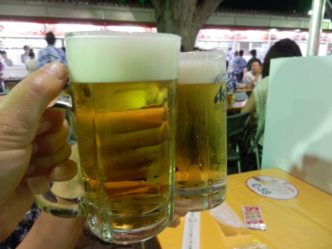 好みの銘柄・本場のビールを飲もう♪