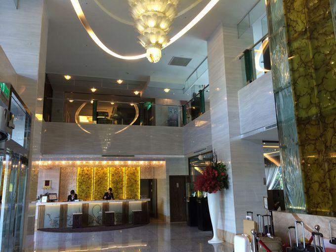 2.台北ガーデンホテル