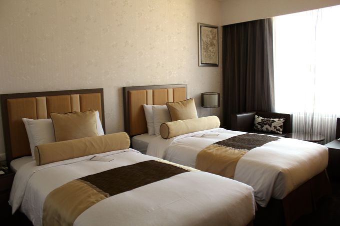 3.台北ガーデンホテル(台北花園大酒店)