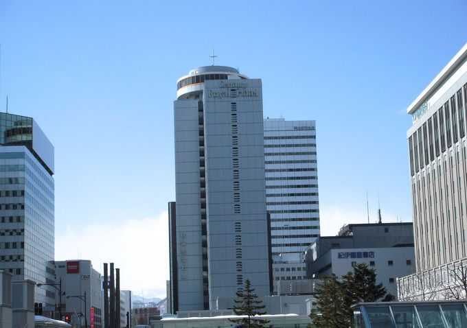 2. センチュリーロイヤルホテル札幌