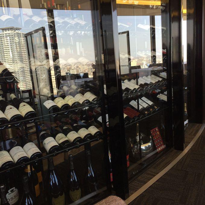 雰囲気を盛り上げてくれるワイン