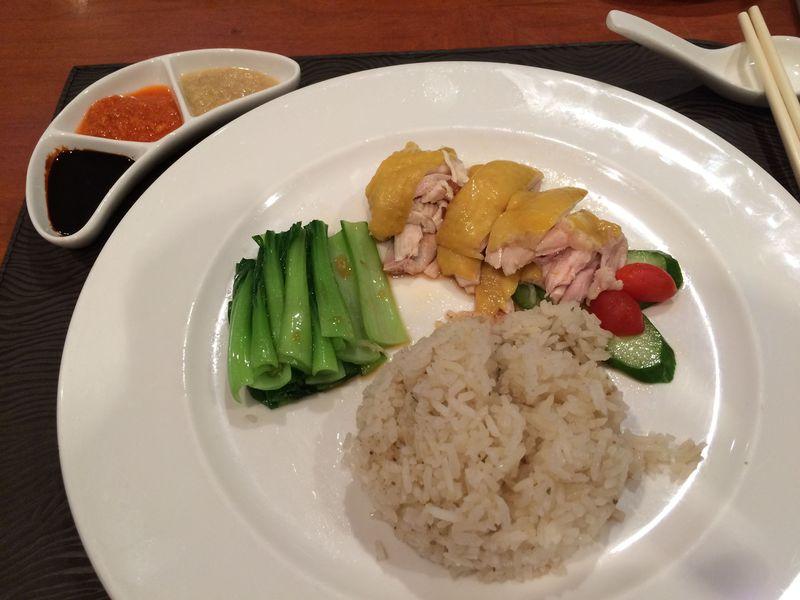 名物チキンライスは必食!オーチャードホテル・シンガポール