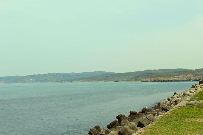 天候で人生が変わる日本海