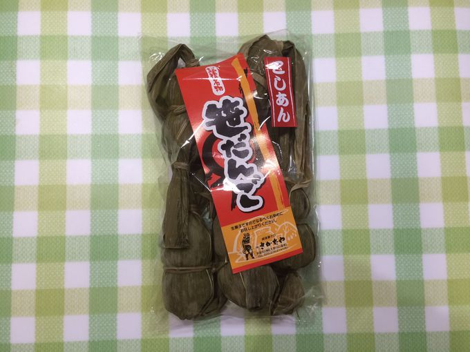 新潟空港で人気の「笹団子」