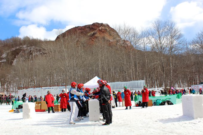 昭和新山国際雪合戦は、壮瞥町から始まった!