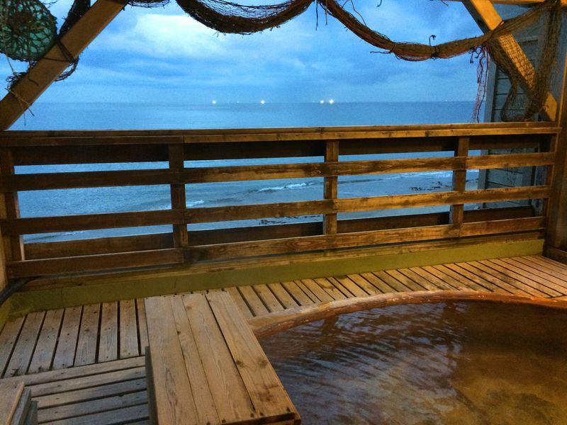 「しおさい漁火露天風呂」で日帰り入浴!函館・湯の浜ホテル