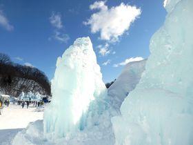 ランチ&温泉を満喫!「鶴雅リゾート水の謌」は支笏湖・氷濤まつりにも最適