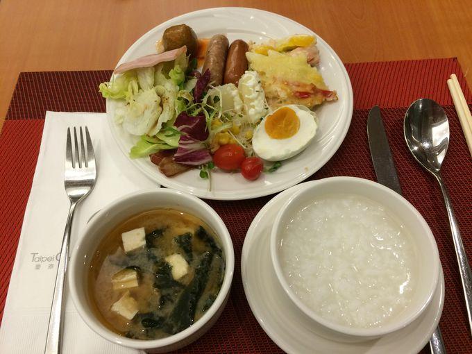 日本人好みの朝食