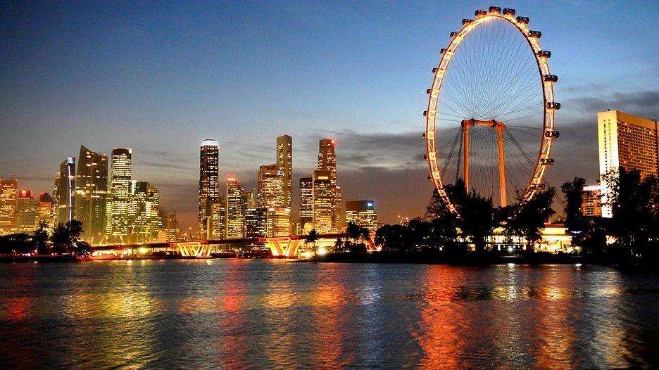 圧巻!世界最大級の観覧車「シンガポールフライヤー」の楽しみ方