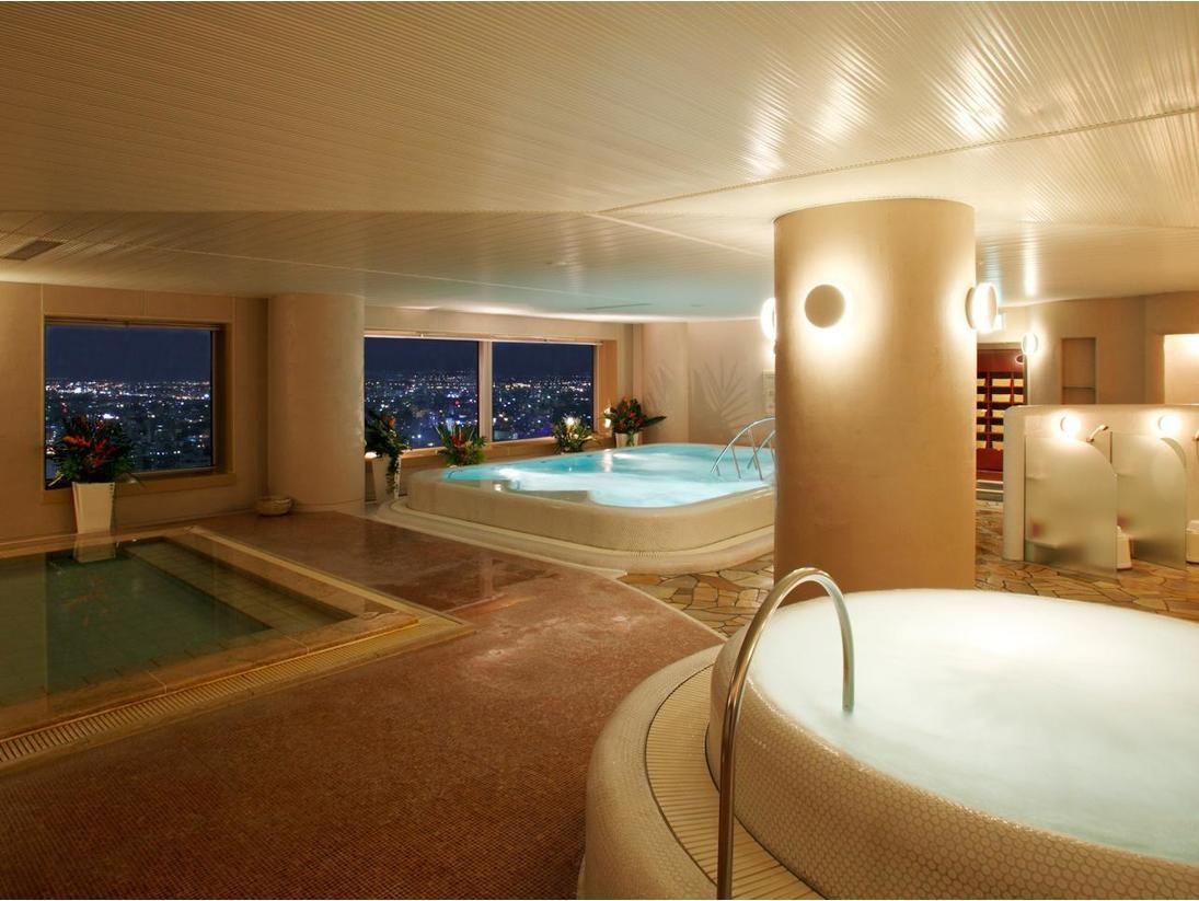 駅近!「JRタワーホテル日航札幌」スカイスパで過ごす休日