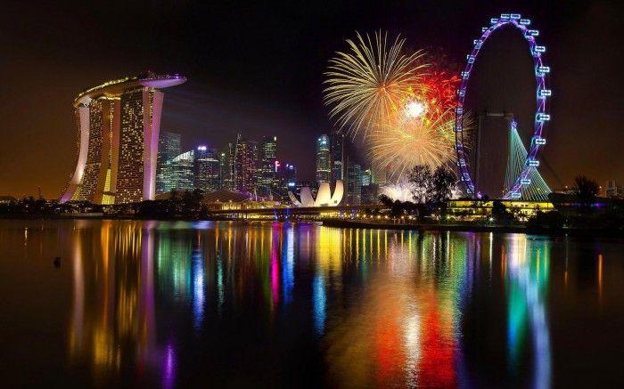 7.「シンガポール」で最先端のエンターテインメントを楽しむ
