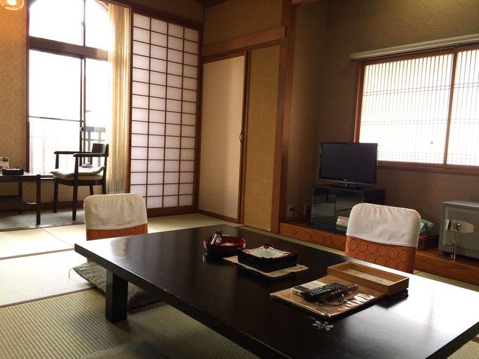 したしみの宿・東栄館の客室