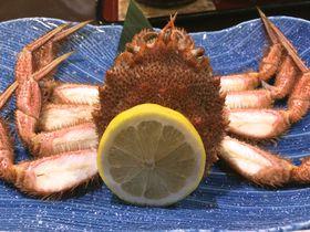 アズの極みお宿「川湯第一ホテル忍冬」北海道のあずましい宿で4大ガニの食べ比べ!