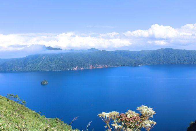 1.摩周湖(北海道)