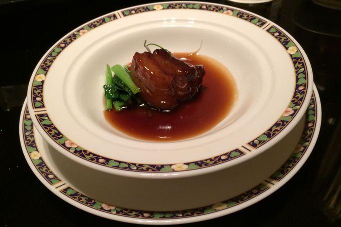 中国料理のデイナータイムを満喫!