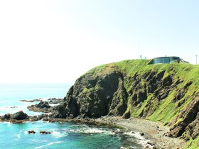 「襟裳岬観光」は強風でも大丈夫!風の館でアザラシウオッチングや風体験