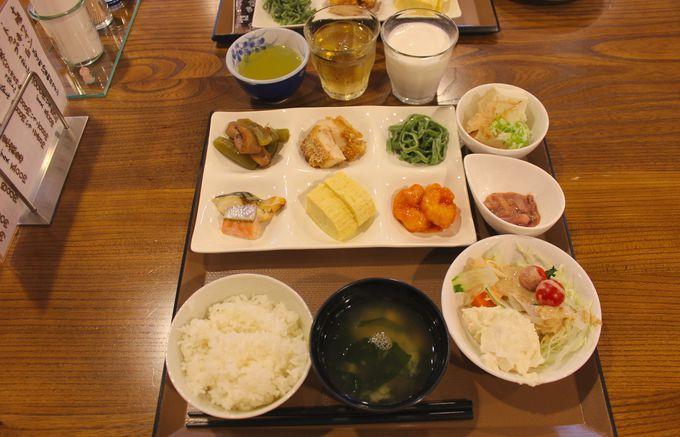 「富士ホテル」自慢のお食事!