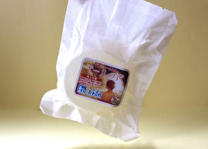 十勝川モール温泉「モールの泡石鹸」