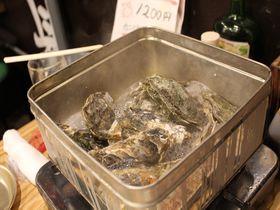 今「牡蠣のがんがん焼き」が美味しい!札幌場外・浜焼センターカキ小屋