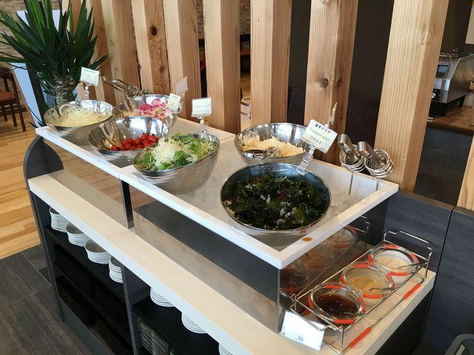 ご飯が自慢のレストラン「アロサール」!