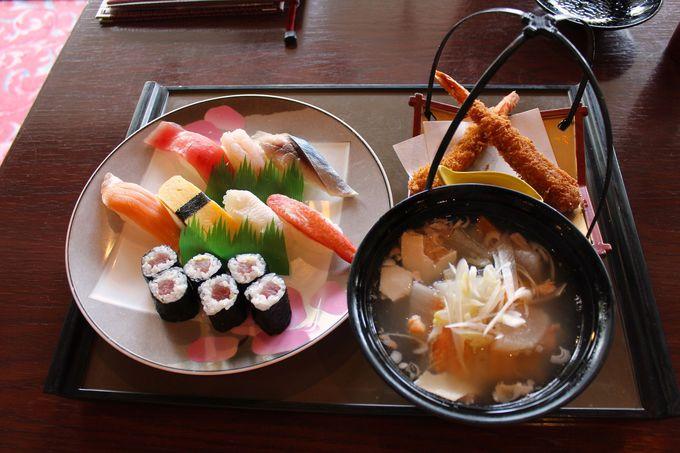 寿司会席から回転寿司まで楽しめる「五稜郭公園店 函館函太郎」!