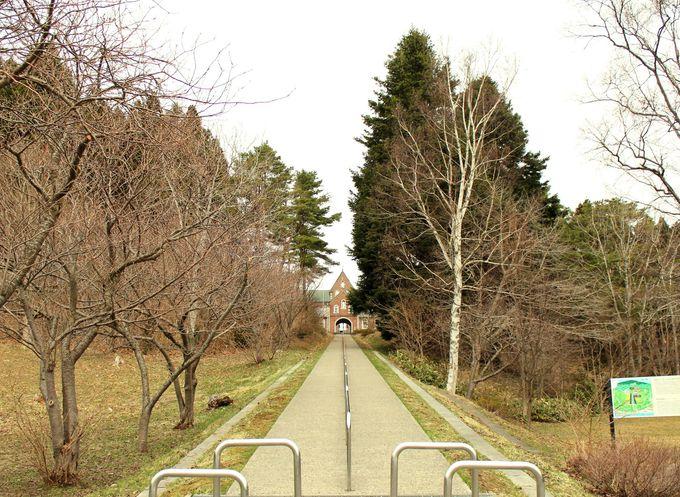 トラピスト修道院まで続く「ローマの道」!