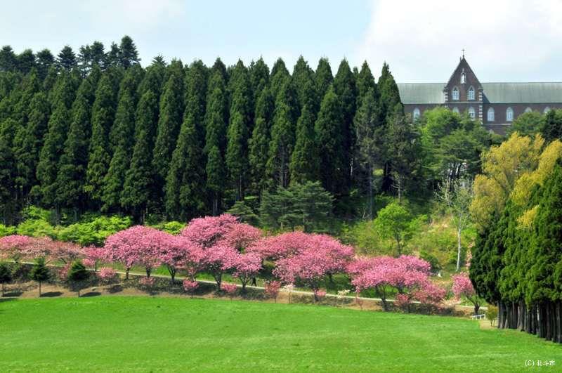 トラピスト修道院周辺の美しい自然!