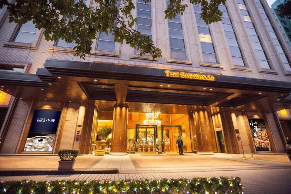 2.シャーウッド台北ホテル(台北西華飯店)