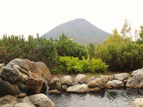まるで別荘?絶景の露天風呂とユリ園コテージ!まっかり温泉