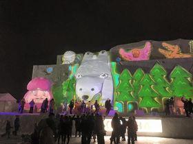 雪像の大きさがギネス記録?氷彫刻世界大会も凄い「旭川冬まつり」