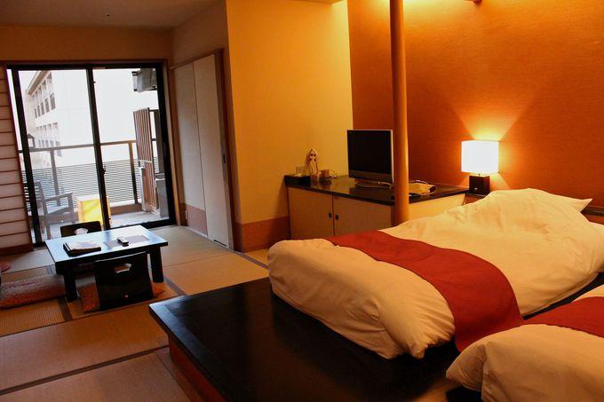 1日目午後:箱根強羅温泉 季の湯 雪月花