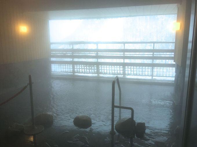 展望温泉「大雪の湯」
